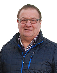 Adrian Persson, annonssäljare på Strömsunds Gratistidning