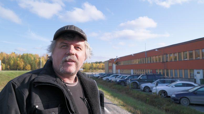 Tommy Bjurström, Lövberga, fick hjälp av tidningen med kontakten till Eon.
