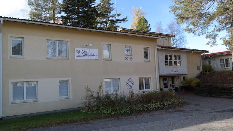 Nya Närvården i Hammerdal.