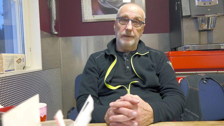 Sören Granberg utvecklar tankarna om samhällsbygget.